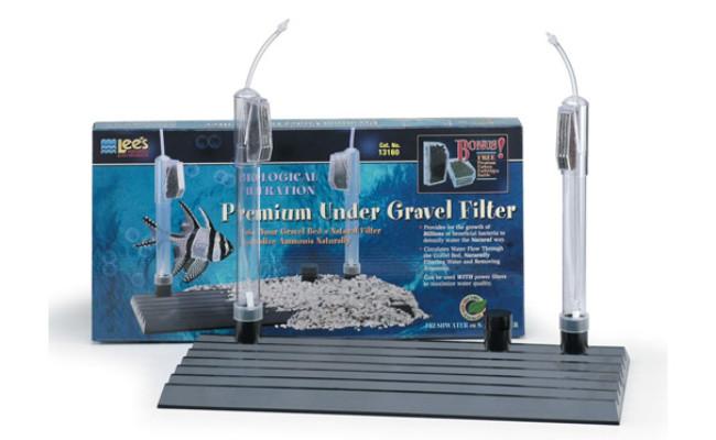 Lee's Premium Undergravel Filter