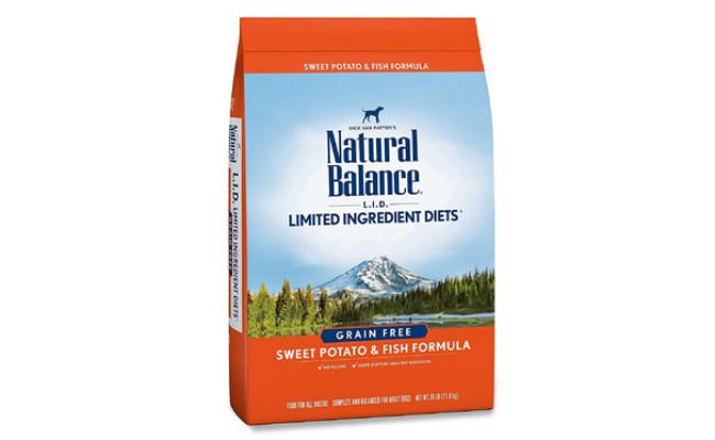 Limited Ingredient Diets Grain Free Dry Dog Food
