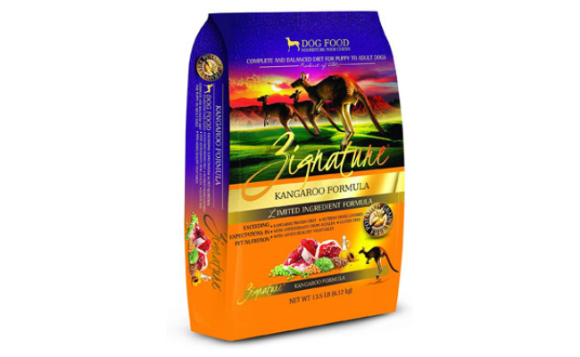 Limited Ingredient Kangaroo Formula Dry Dog Food
