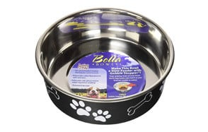 Loving Pets Stainless Steel Dog Bowl