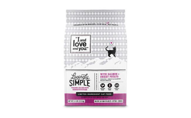 Lovingly Simple Dry Cat Food