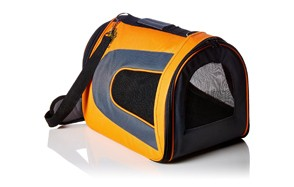 Luxury Soft-Sided Cat Carrier by Pet Magasin