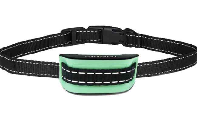 MASBRILL Small Dog Bark Collar