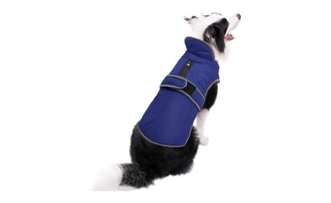 MIGOHI Reflective Waterproof Windproof Hunting Dog Vest