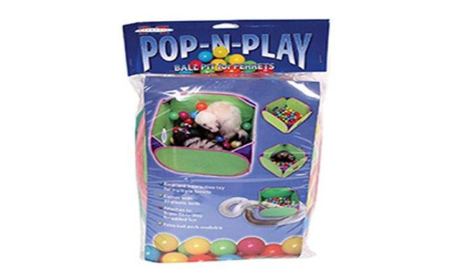 Marshall Pet Products Ferret Ball Pit Toy