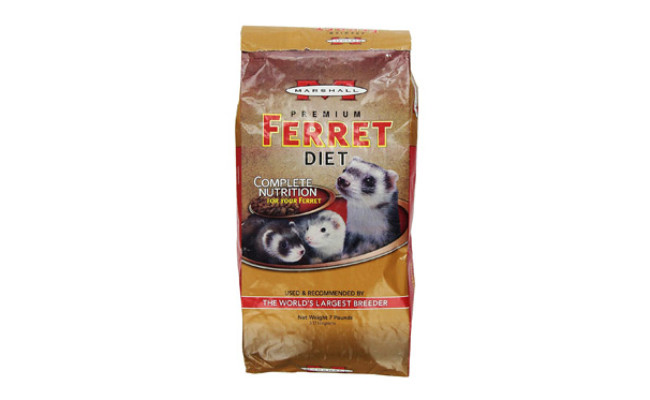 Marshall Pet Products Ferret Diet