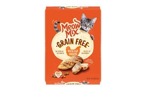 Meow Mix Grain Free Dry Cat Food