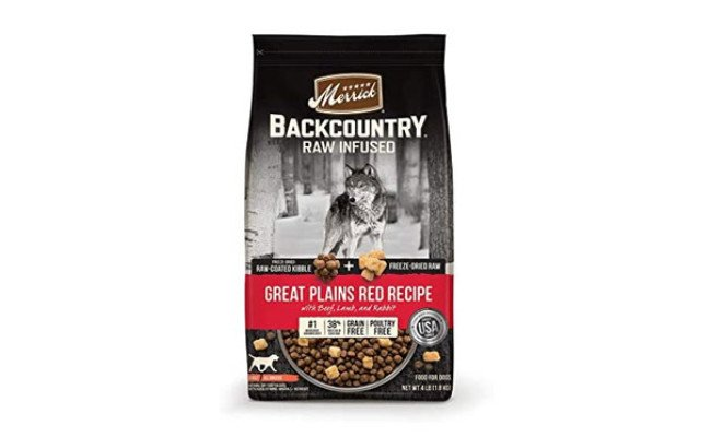 Merrick Backcountry Raw Infused Dry Dog Food