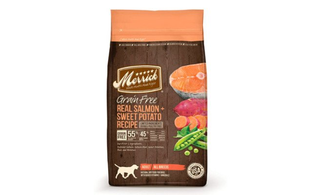 Merrick Grain Free Dry Dog Food for Cocker Spaniels