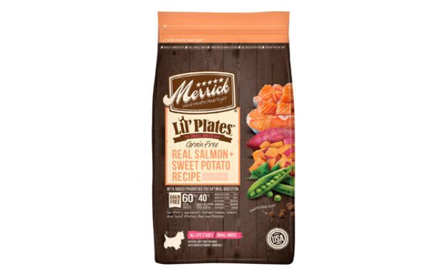 Merrick Lil Plates Grain Free Small Breed Dog Food