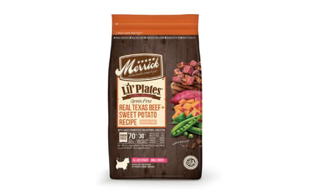Merrick Lil' Plates Real Beef & Sweet Potato Dry Dog Food