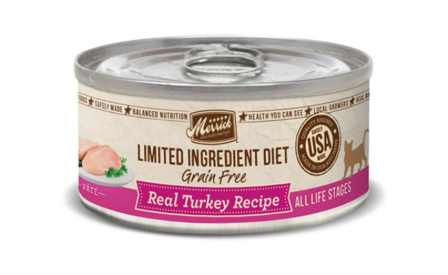 Merrick Limited Ingredient Diet Cat Food