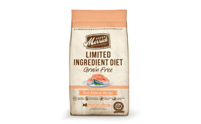 Merrick Limited Ingredient Diet Cat Food