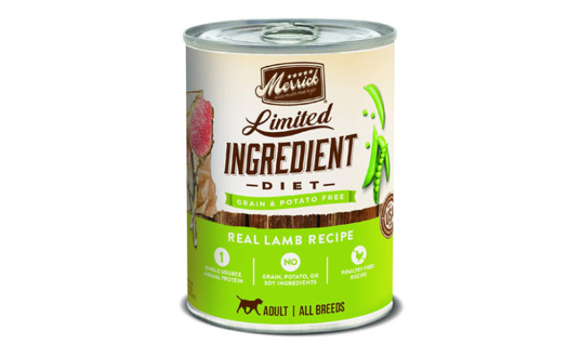 Merrick Limited Ingredient Diet Wet Dog Food