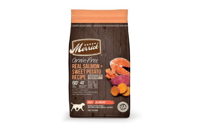 Merrick Real Meat+Sweet Potato Dog Food