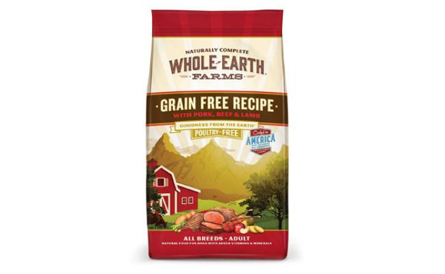 Merrick Whole Earth Farms Grain Free Recipe