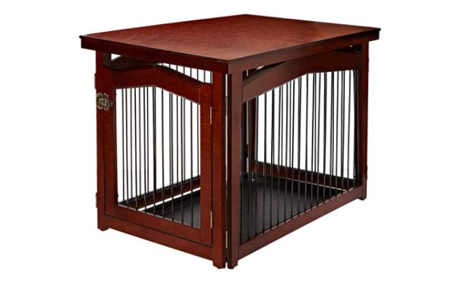 Merry 2-in-1 Configurable Pet Crate n Crate