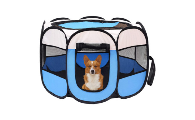 Mile High Life Portable Cat Dog Crate