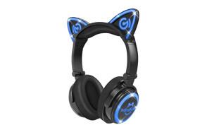 MindKoo Bluetooth Cat Ear Headphones