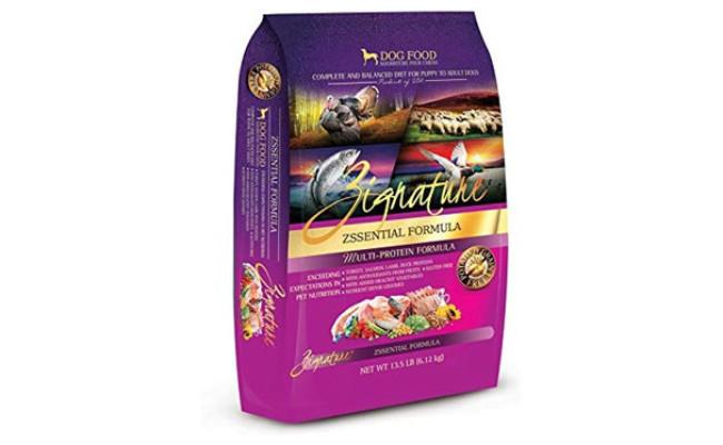 Multi-Protein Zssential Formula Dry Dog Food