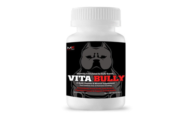 Muscle Bully Dog Weight Gain Supplements