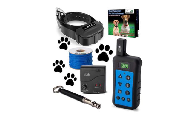 My Pet Command Wireless Underground Dog Fence System