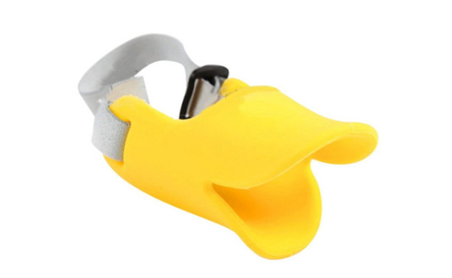 NACOCO Anti Bite Duck Mouth Shape Dog