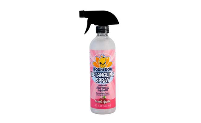 NEW All Natural Apple Detangling Spray