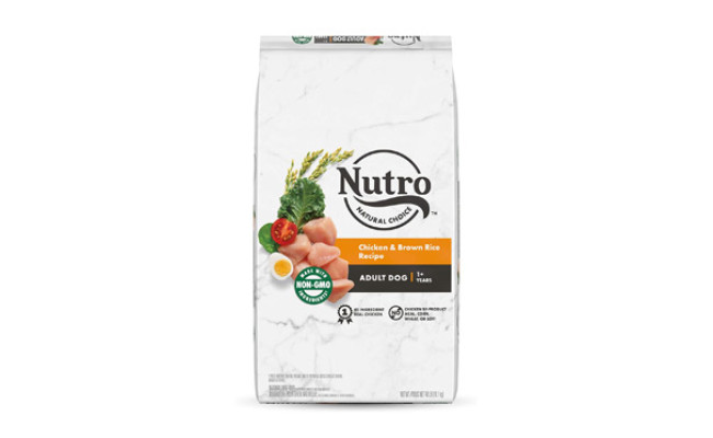 NUTRO NATURAL CHOICE Natural Adult Dry Dog Food