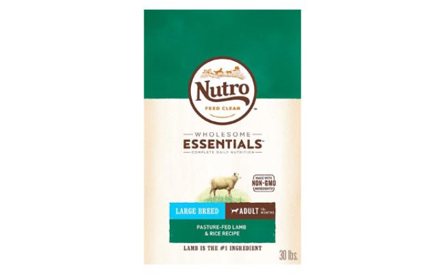 Nutro Natural Dry Dog Food