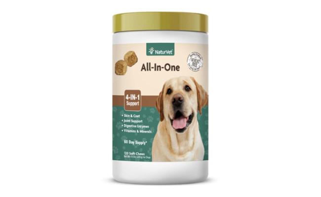 NaturVet Dogs Calcium Supplements