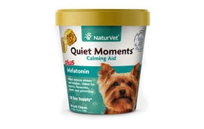 NaturVet Quiet Moments Calming Aid