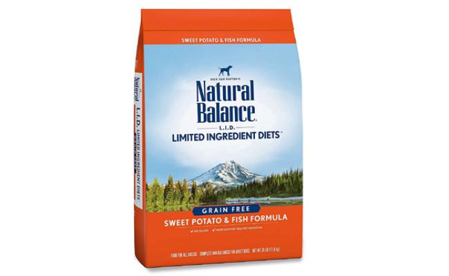 Natural Balance L.I.D. Diets Dog Food for Hypothyroidism