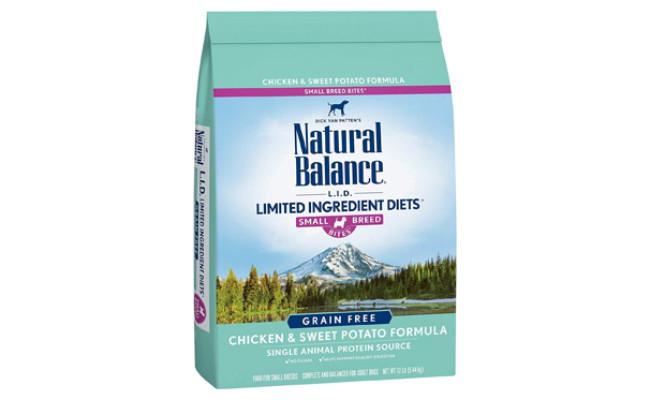 Natural Balance L.I.D. Dog Food for Lhasa Apsos