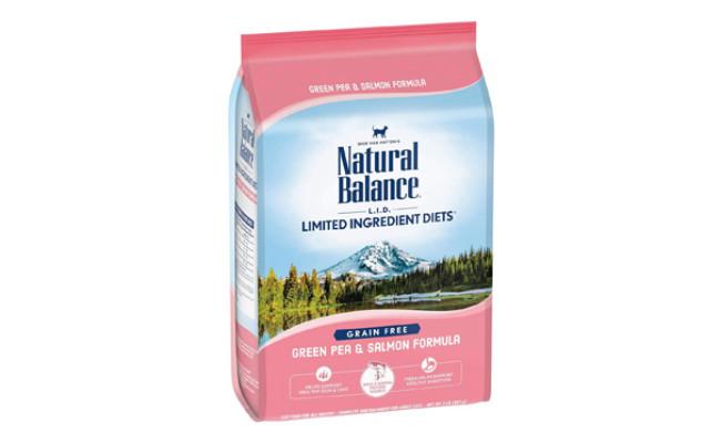 Natural Balance L.I.D. Dry Cat Food