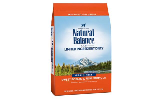 Natural Balance L.I.D. Dry Dog Food