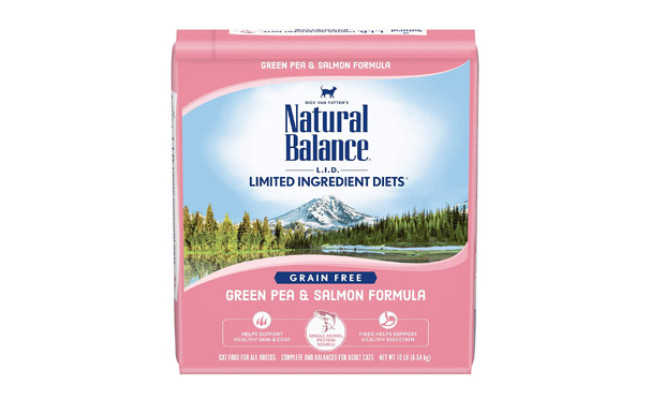 Natural Balance L.I.D. Limited Ingredient Cat Food