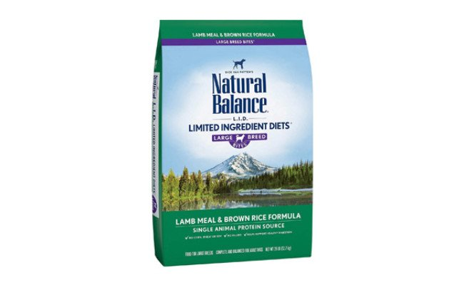Natural Balance L.I.D. Limited Ingredient Diets Dog Food
