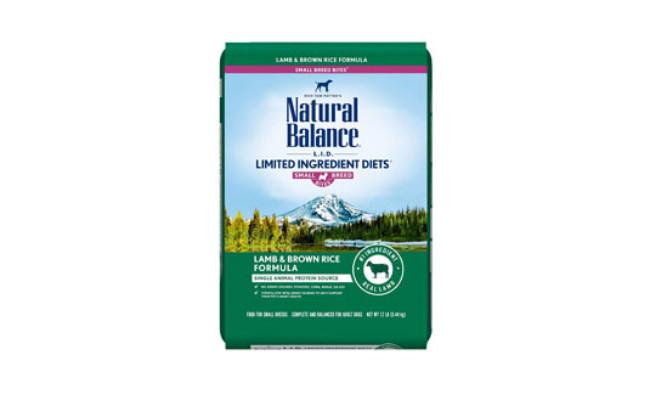Natural Balance L.I.D. Limited Ingredient Diets Dog Food