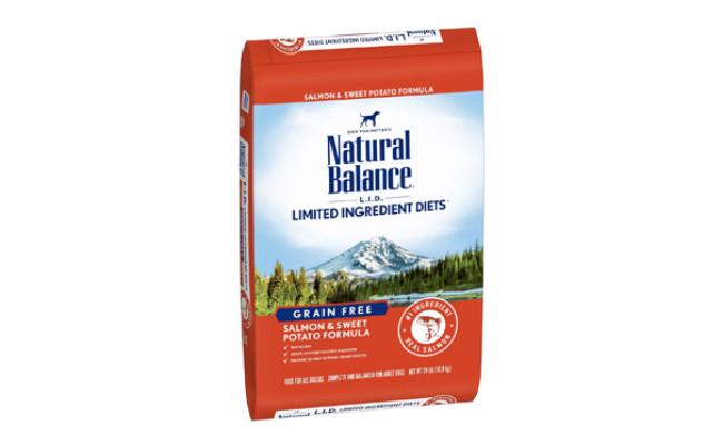 Natural Balance Limited Ingredient Diets Grain-Free Salmon & Sweet Potato Formula