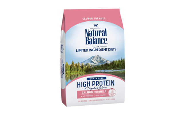 Natural Balance L.I.D. Limited Ingredient Diets High Protein Cat Food