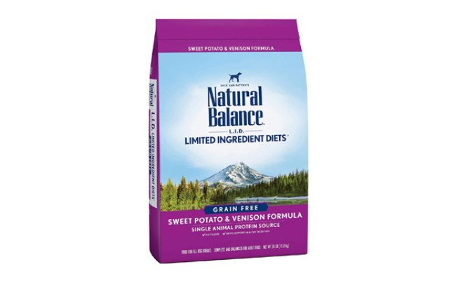 Natural Balance L.I.D. Limited Ingredient Dry Dog Food