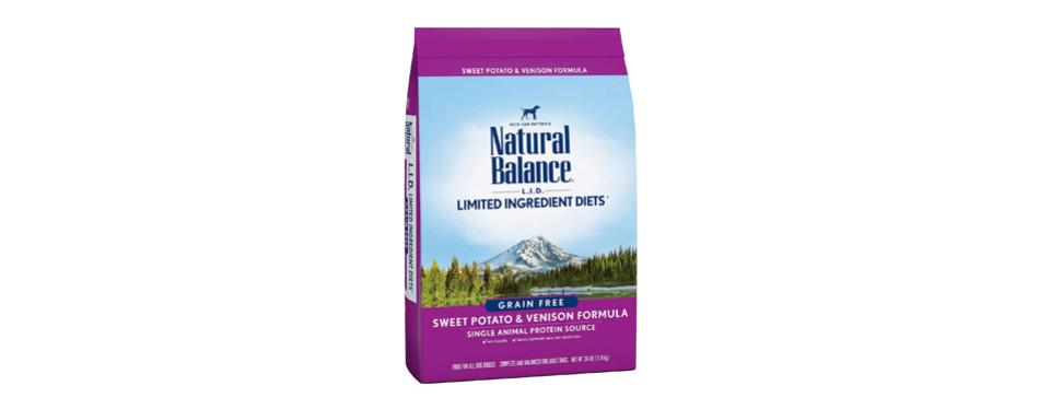 Natural Balance L.I.D. Limited Ingredient Dry Dog Food