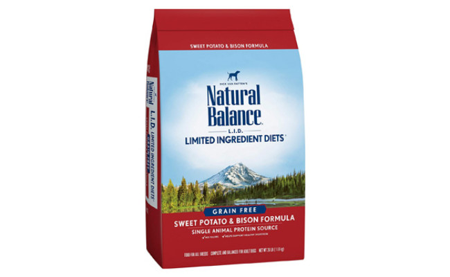 Natural Balance L.I.D. Low-Protein Dry Dog Food