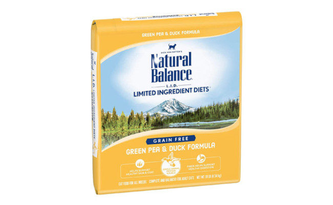 Natural Balance Limited Ingredient Cat Food