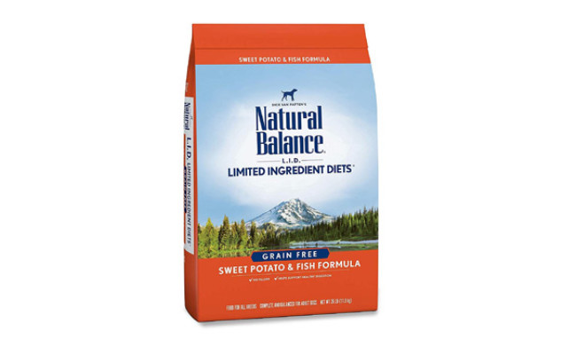 Natural Balance Limited Ingredient Diets Dog Food
