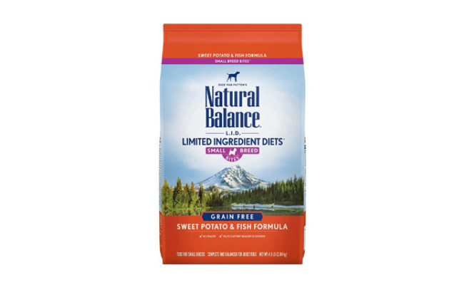 Natural Balance Limited Ingredient Diets Shiba Inu Food