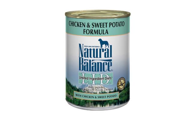 Natural Balance Limited Ingredient Wet Dog Food