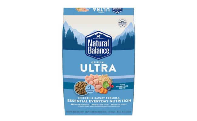 Natural Balance Original Ultra Chicken & Barley Formula