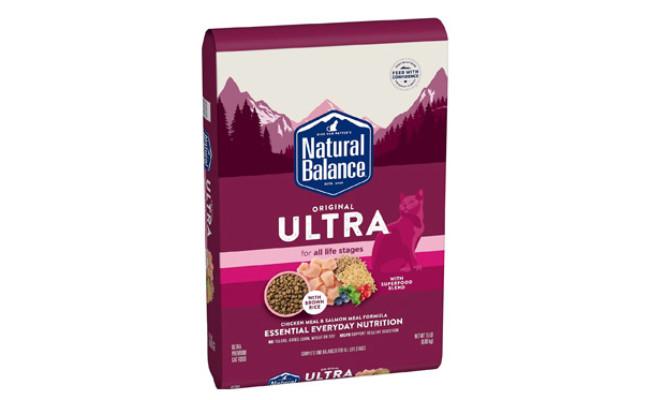 Natural Balance Original Ultra Chicken Meal & Salmon Meal Formula